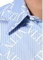 Valentino Gömlek Mavi